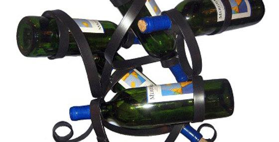 5 Bottle Wine Holder-Meteor-21598
