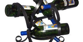 81598 5 Bottle Wine Holder-Meteor-21598