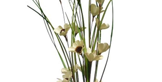 6 Stem Popp Flower Branches