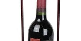 88606 Mesh Bottle Carrier-Merlot-26606