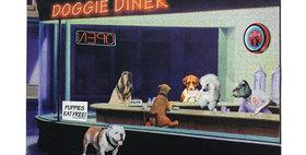 99698 Doggie Diner Feeding Mat