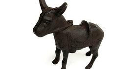 51009 Cast Iron Donkey