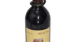 89602 6 Cork Display Bottle Topper-Textured Bronze-19602