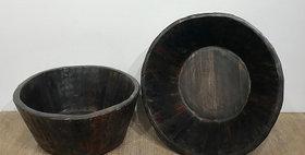 74022 Set of 2 Dough Bowls