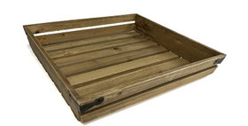 31027 4-Bottle Packing Crate