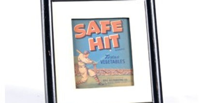 SPEAK EASY-SAFE HIT