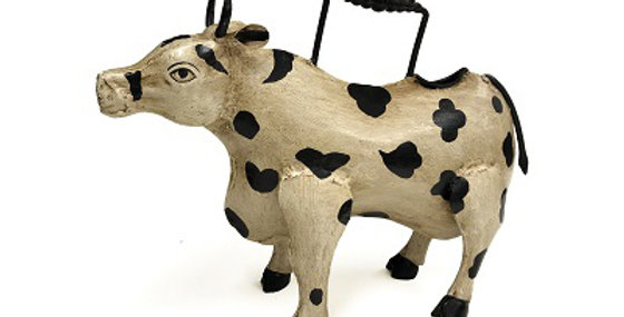 63009 Sassy the Spotted Cow Watering Can