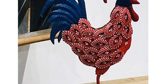Ruffled Feathers Bandana Rooster