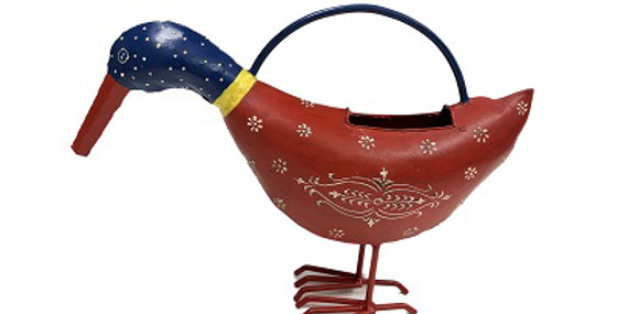 Bandana Duck Watering Can