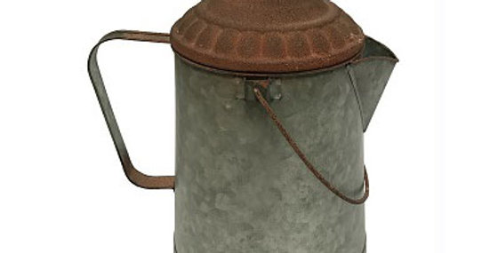 Metal Campfire Coffee Pot