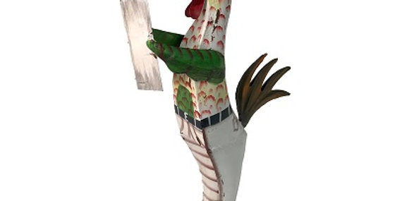 75015 URKEL Iron Rooster