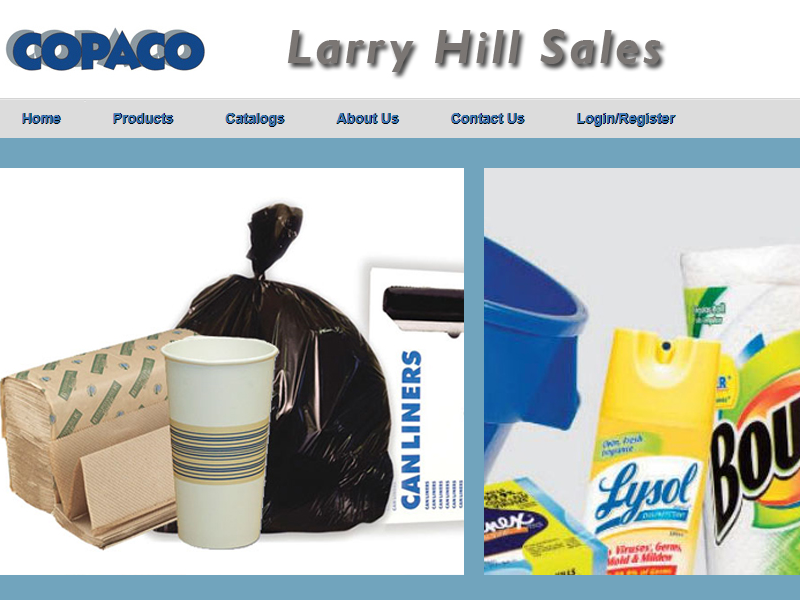 Larry Hill Sales
