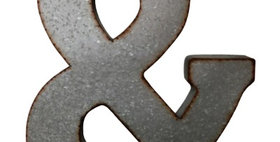 695635 Lg & Wall Decor-Metal