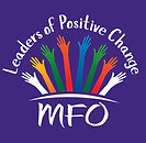 Leaders of Positive Change Reverse Logo.
