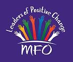 Leaders of Positive Change Reverse Logo.