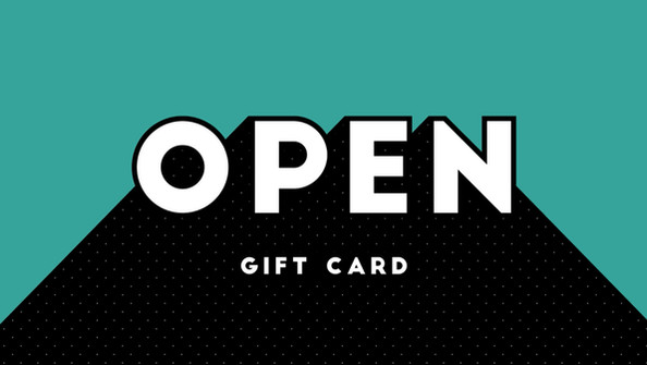 OPEN Gift Card