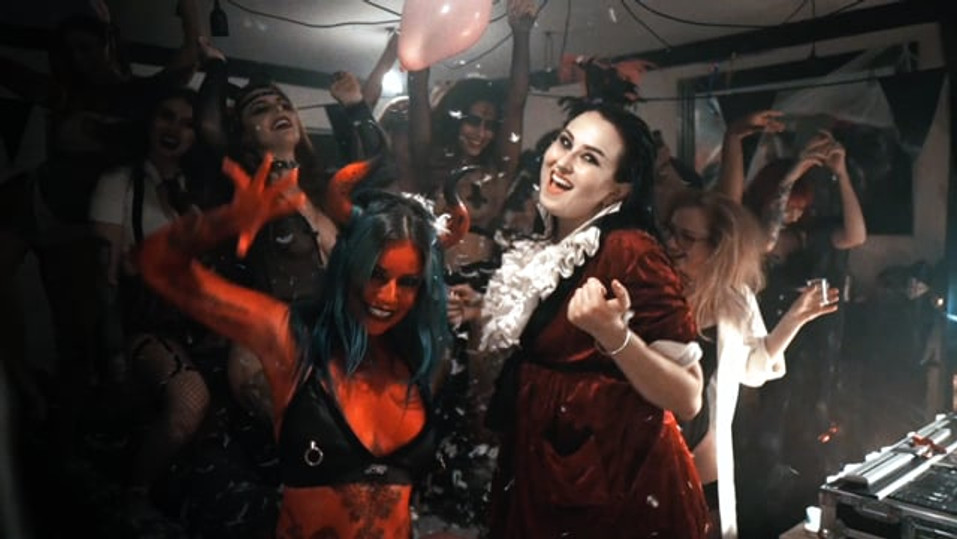 Dis-grace (With Suicide Girls)