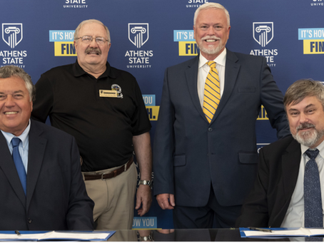 Vaya Space and Athens State University Sign CubeSat Launch Contract