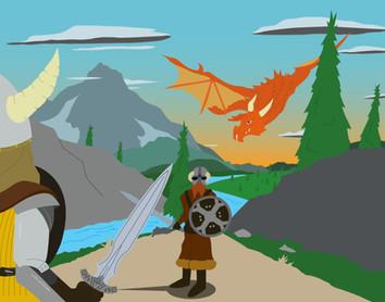 Dragon Aproaches