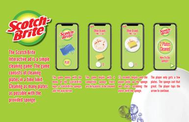 Interactive Ad Concept Pt 1