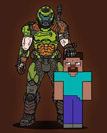 Slayer and Steve