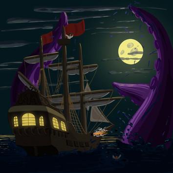 It's the Kraken!