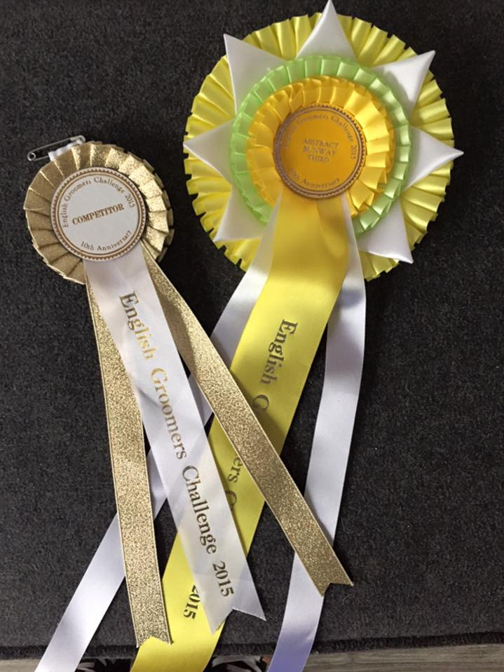our rosettes