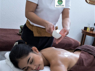 Alles in Balance mit der Aroma-Kerzen-Massage