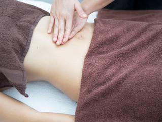 "Abdominal & internal organs Massage ""Chi Nei Tsang"""