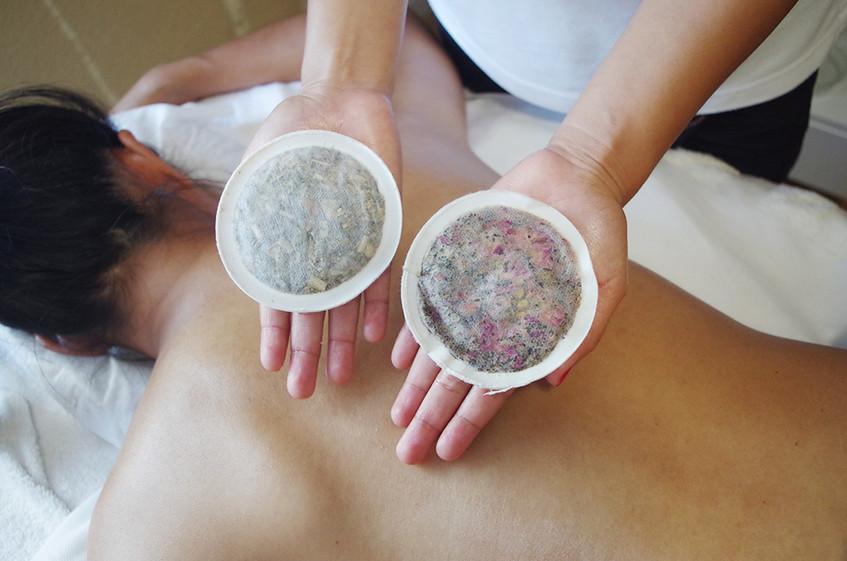 herbal steaming massage biel6