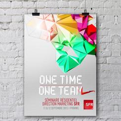 SFR I One Time One Team