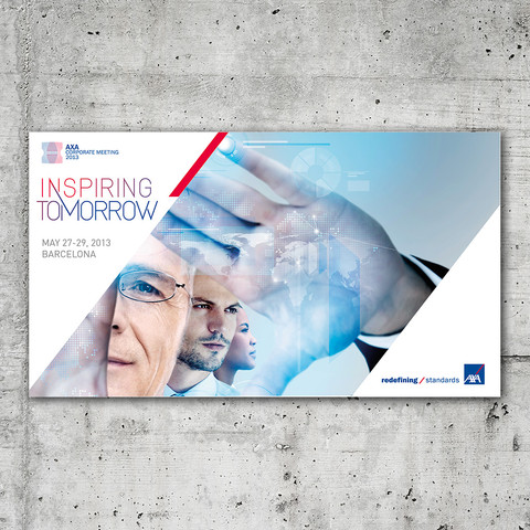 AXA Corpo I Inspiring Tomorrow