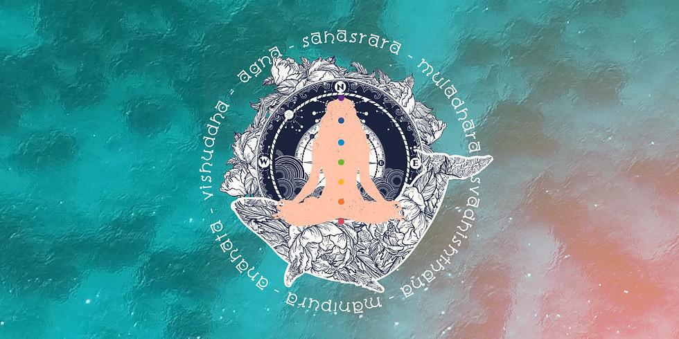 Voyage Nautique autour des 7 chakras