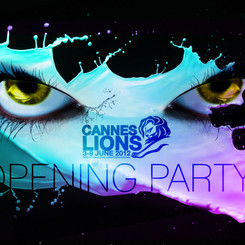 Cannes Lions I Opening Party