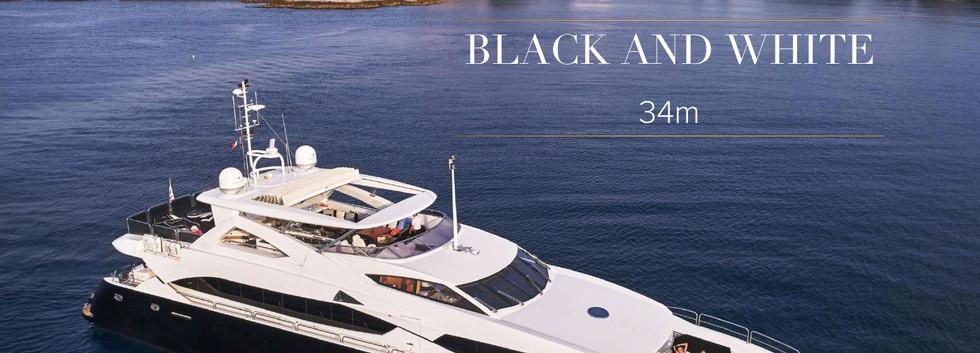 Black & White Sunseeker