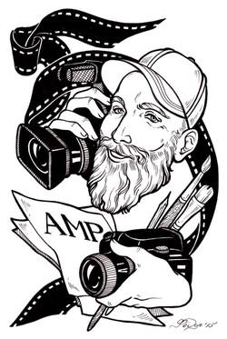 Atticus Media Productions Logo