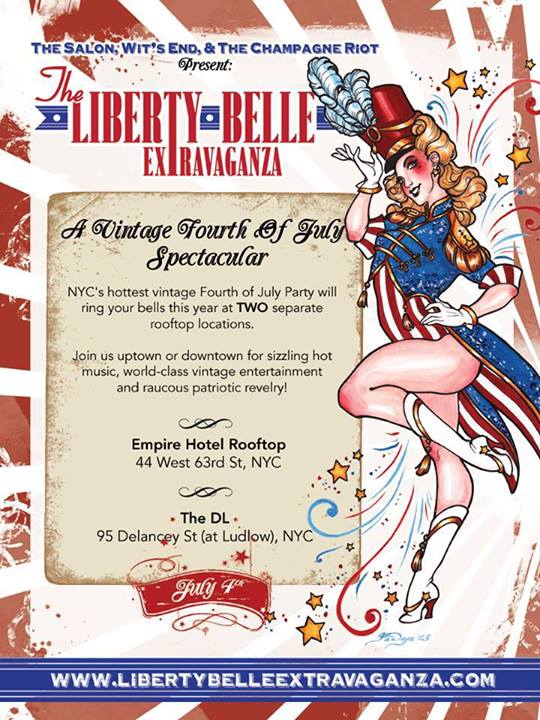 Liberty Belle Spectacular Poster
