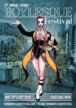 Vienna Boylesque Festival