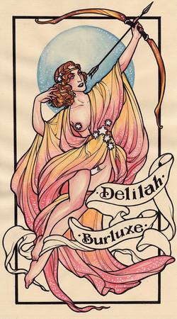 Burluxe Logo