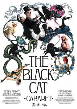 The Black Cat Cabaret
