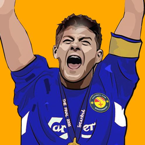 sponsor Gerrard