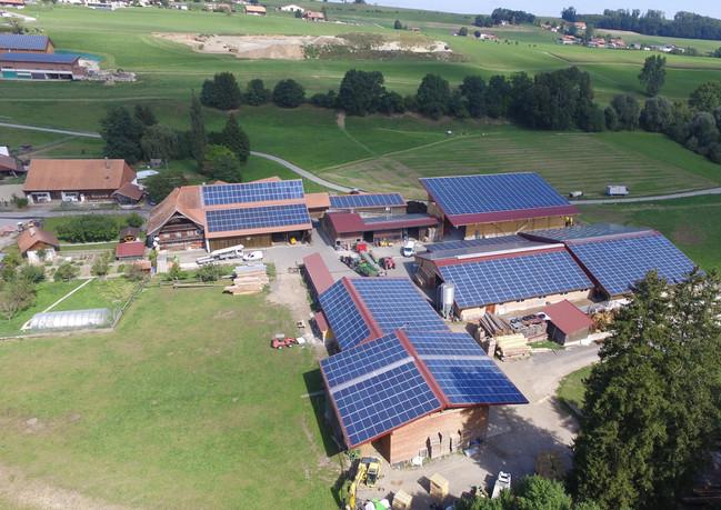 Installation_photovoltaïque_-Ferme_Cudré