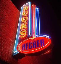 Books on Becker sign.jpg