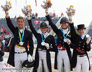 Team Canada Brittany Fraser Beaulieu