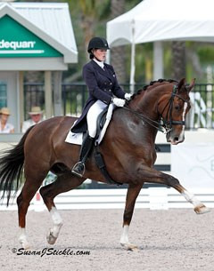 Brittany Fraser Selected to Represent Equestrian Sport on CIBC Team Next