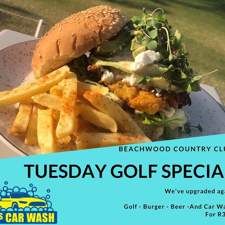 Tuesday Golf Special