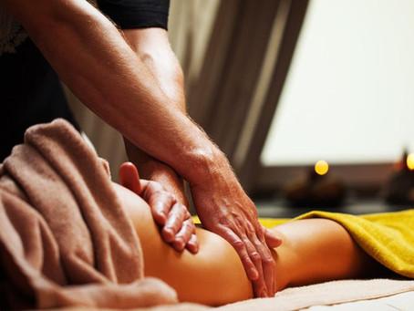 Les familles des massages
