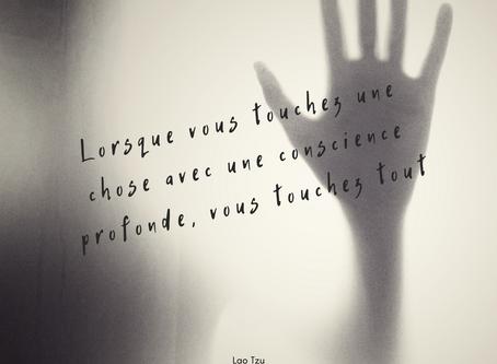 L'art du toucher