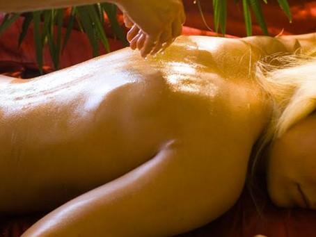 Le massage « abhyanga » (ayurvédique)