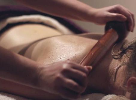 Le massage africain rungu
